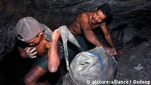 Kohlebergbau Kinderarbeit Kolumbien