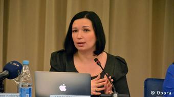 Ольга Айвазовська представляла Україну на переговорах у Мінську з початку 2016-го до середини 2018 року