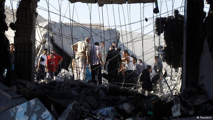Kämpfe Syrien 8.8.2012