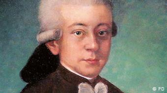 Portrait Wolfgang Amadeus Mozart