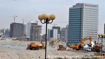 A capital angolana tem uma nova imagem, também graças à construção civil dominada pelos chineses