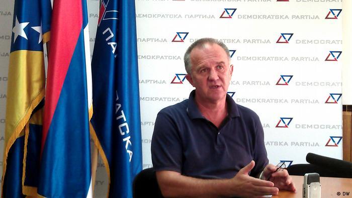 Bosnien und Herzegowina Dragan Cavic Politiker