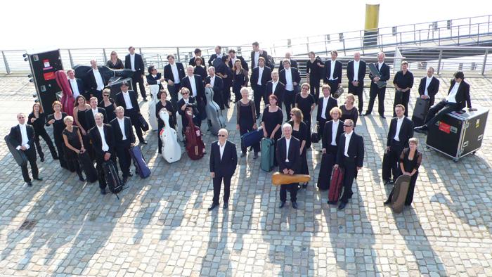 The Deutsche Kammerphilharmonie Bremen (c) DW