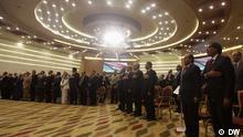 libyen machtübergabe parlament übergangsrat / august 2012