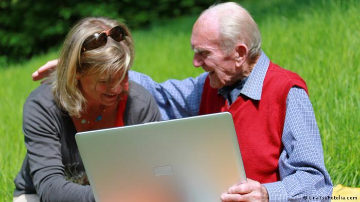 Los jubilados se pueden registrar en rentarentner.de para ofrecer sus servicios