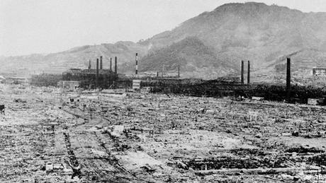Japan Atombombe Nagasaki