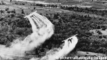Agent Orange Einsatz Vietnam 1966