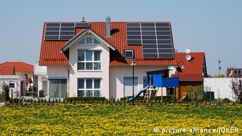 Современный индивидуальный дом в сельской местности