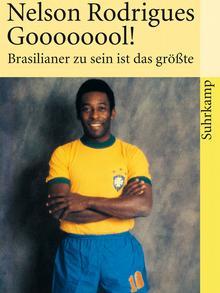 Capa da coletânea Goooool!, com foto de Pelé.