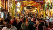 Ramadan Ägypten Kairo Markt