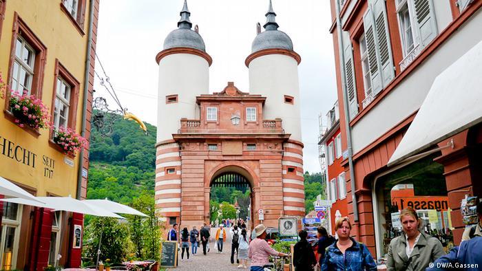 Altstadt Heidelberg (DW/A.Gassen)
