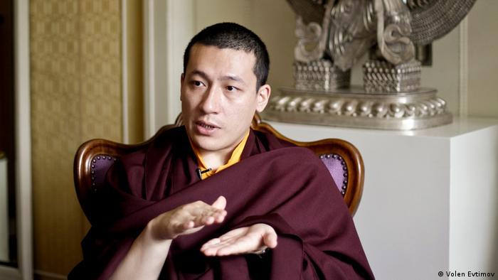 Karmapa Thaye Dorje (Volen Evtimov)