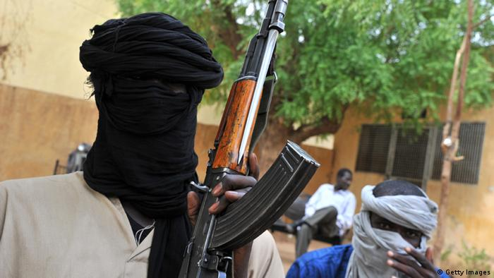 Islamisten Bewegung Jihad in West Afrika