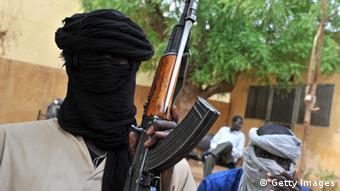 Islamisten im Norden Malis (Foto: AFP PHOTO / ISSOUF SANOGO )