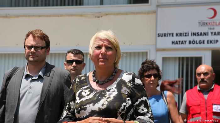 Claudia Roth (picture-alliance/dpa)