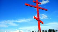 Russland Religion Symbolbild für Russisch-Orthodoxe Glaubensrichtung