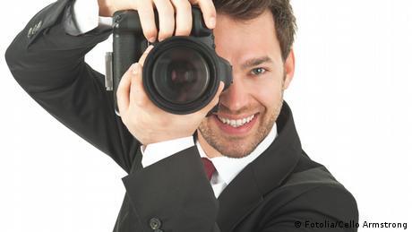 Symbolbild Fotokamera