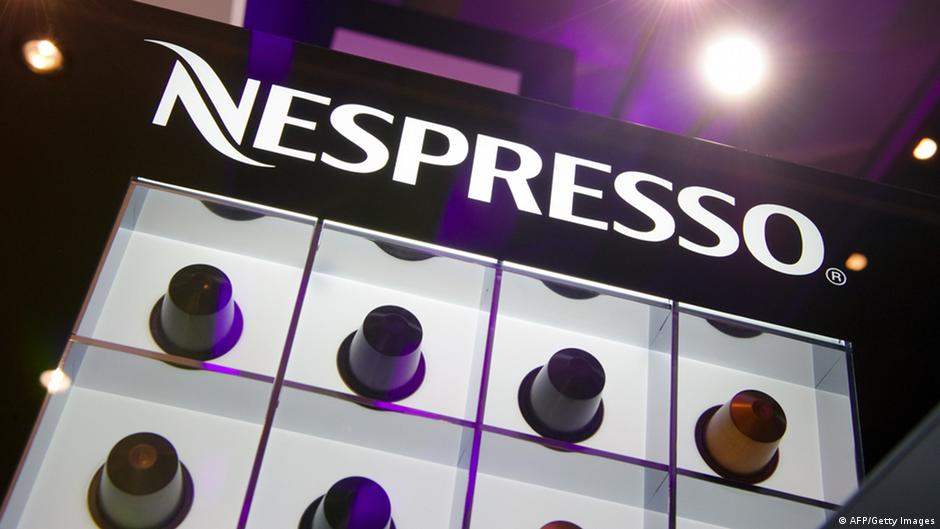 Nespresso coffee capsules (Photo: FABRICE COFFRINI/AFP/Getty Images)