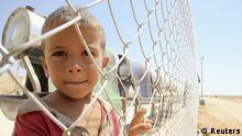 Jordanien Flüchtlingscamp Flüchtlingslager Kind