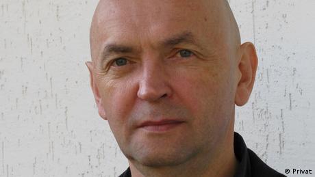 Andrzej Stach Mitarbeiter der Polnischen Redaktion