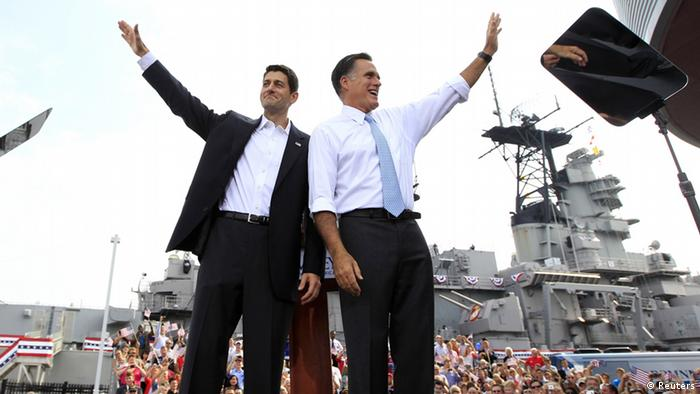 Mitt Romney Paul Ryan (Reuters)