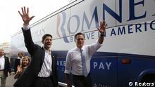 Mitt Romney Paul Ryan NEUES BILD