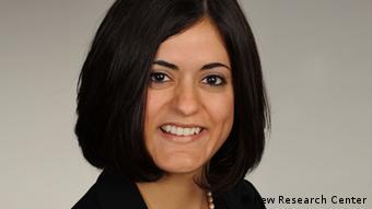 Neha Sahgal is a survey research associate at the Pew Research Center Source: Pew Research Center