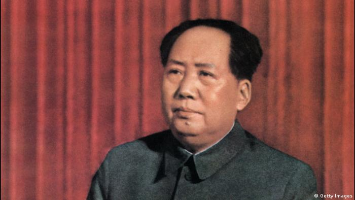 Mao Zedong 1957 (Getty Images)