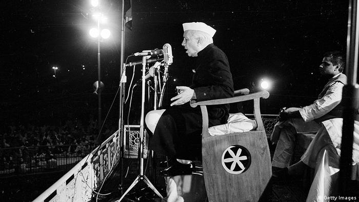 Jawaharlal Nehru 1962 (Getty Images)