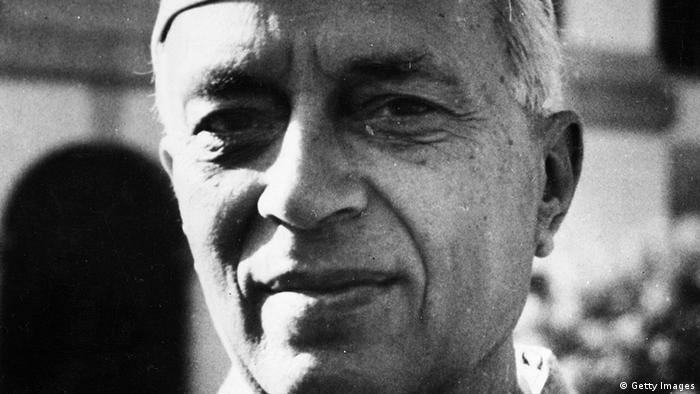 Jawaharlal Nehru 1960 (Getty Images)