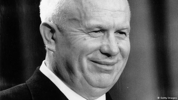 Nikita Sergejewitsch Chruschtschow 1960