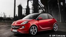 Für alle Bilder: Copyright GM Company Frei zur Verwendung für Pressezwecke Bitte jedes Bild auch mit dem Tag Opel Jubiläum 125 versehen. Opel Adam.jpg