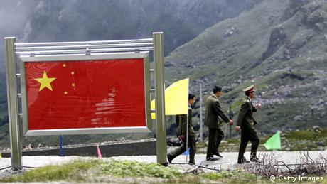 Indisch-Chinesische Grenze Grenzpass