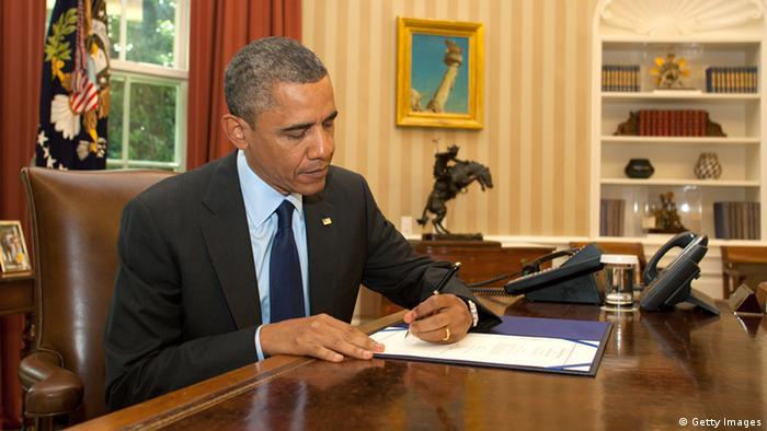 Bildergalerie Linkshänder Barack Obama