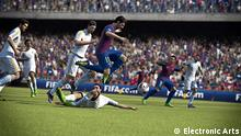 Galerie Artwork in Computerspielen FIFA 13 Screenshot