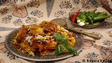 Kochkurs VHS Iranische Küche