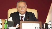 Organization of Islamic Cooperation Secretary General Ekmeleddin Ihsanoglu attends the opening of The International Conference on Jerusalem in Doha on February 26, 2012. Qatar called for the creation of a commission of inquiry at the UN on the Judaization of Jerusalem and warned that the country's Arab Spring no longer accept the occupation of the holy city by Israel. AFP PHOTO/KARIM JAAFAR (Photo credit should read KARIM JAAFAR/AFP/Getty Images)