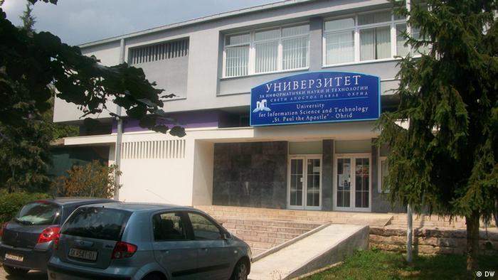 Universität Sv. Apostol Pavle