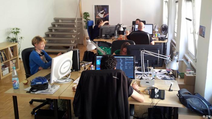 Jo-Mei Berliner Entwickler von Computerspielen