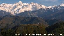 Kasachstan Natur Berge