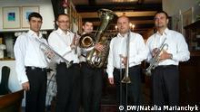 Ukrainische Brass Band in Deutschland