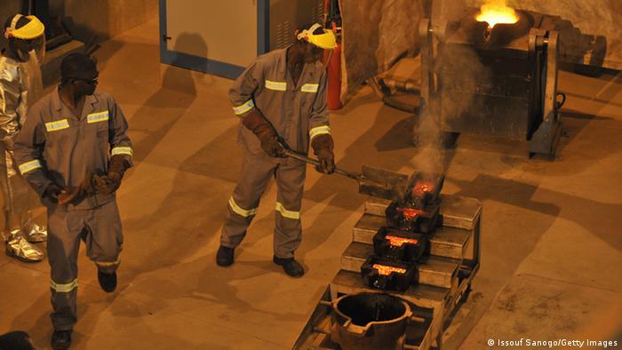 Afrika Mine (Issouf Sanogo/Getty Images)