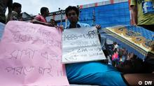 Students took part in a protest against a decision of education ministry in Dhaka, Bangladesh. Foto: Harun Ur Rashid Swapan, August 2012