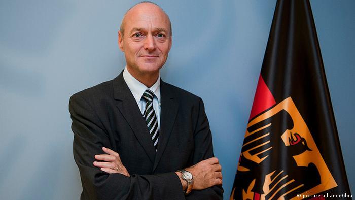Sicherheitsexperte Gerhard Schindler zukünftiger Chef des BND