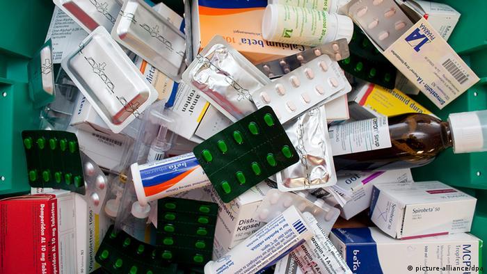Nieprzydatne leki powinny trafiać do spalarni