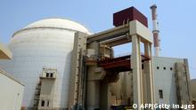 Iranisches Atomkraftwerk Buschir