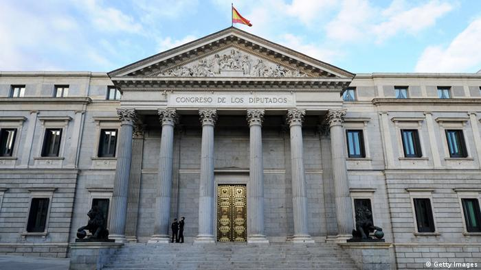 Spanish parliament (Photo by Jasper Juinen/Getty Images)
