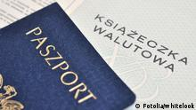A Polish passport (Fotolia/whitelook)