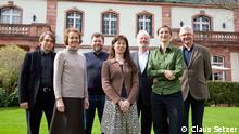 Deutscher Buchpreis 2012 Jury