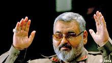 Oberst-General Hassan Firouzabadi, oberster Befehlshaber der iranischen Streitkräfte; Copyright: Isna